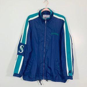 Vintage Seattle Mariners Starter Zip Up Jacket